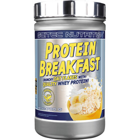 SCITEC Protein Breakfast Powder 700g Banana
